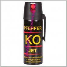 Струйный газовый баллончик PFEFFER KO JET 50 мл.